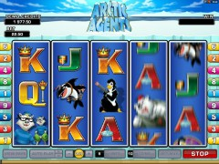Arctic Agents slotmachines77.com Microgaming 4/5