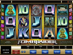 Tomb Raider slotmachines77.com Microgaming 1/5