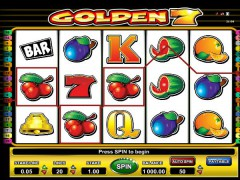 Golden 7 slotmachines77.com Novoline 1/5