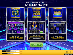 Who Wants to be a Millionaire slotmachines77.com Ash Gaming 1/5