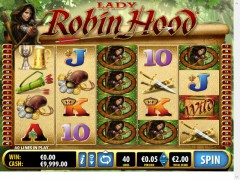 Lady Robin Hood slotmachines77.com Bally 1/5