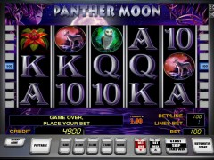 Panther moon slotmachines77.com Greentube 1/5