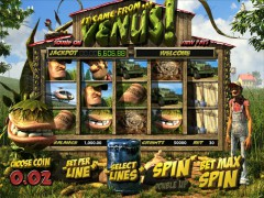 It Came From Venus Jackpot slotmachines77.com Betsoft 1/5