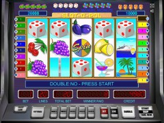 Slot-o-pool slotmachines77.com Novomatic 1/5