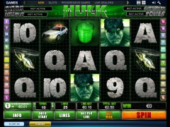 The Incredible Hulk slotmachines77.com Playtech 1/5