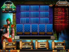 Pirate Of Jack or Better 10 Lines slotmachines77.com Spadegaming 2/5