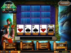 Pirate Of Jack or Better 10 Lines slotmachines77.com Spadegaming 3/5