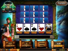 Pirate Of Jack or Better 10 Lines slotmachines77.com Spadegaming 4/5
