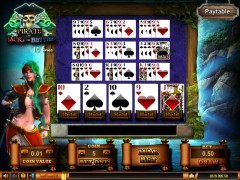Pirate Of Jack or Better 10 Lines slotmachines77.com Spadegaming 5/5