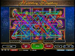 Aladdins Destiny slotmachines77.com 1X2gaming 1/5
