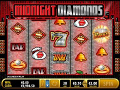 Midnight Diamonds slotmachines77.com Bally 3/5