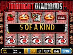 Midnight Diamonds slotmachines77.com Bally 4/5