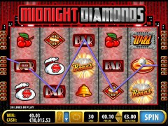 Midnight Diamonds slotmachines77.com Bally 5/5
