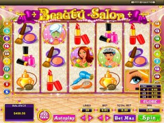 Beauty Salon slotmachines77.com Topgame 1/5