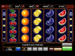 40 Super Hot slotmachines77.com Euro Games Technology 1/5
