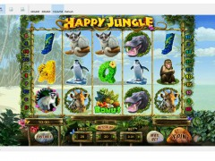 Happy Jungle slotmachines77.com Playson 1/5
