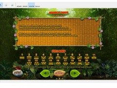 Happy Jungle slotmachines77.com Playson 3/5