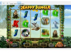 Happy Jungle slotmachines77.com Playson 5/5