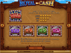 Royal Cash slotmachines77.com iSoftBet 3/5