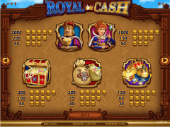 Royal Cash slotmachines77.com iSoftBet 4/5