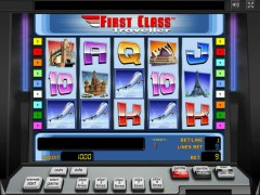 First Class Traveller slotmachines77.com Gaminator 1/5