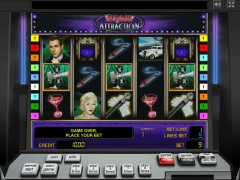 Star Attraction slotmachines77.com Gaminator 1/5