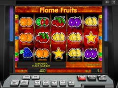 Flame Fruits slotmachines77.com Greentube 1/5