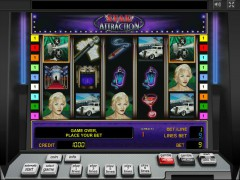 Star Attraction slotmachines77.com Novoline 1/5