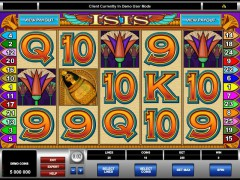 Isis slotmachines77.com Microgaming 1/5