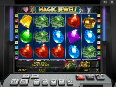Untold Wealth of Magic Jewels - Gaminator
