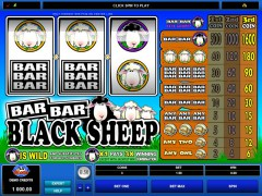 Bar Bar Black Sheep - Microgaming