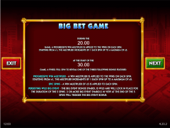 Monopoly Big Event slotmachines77.com William Hill Interactive 5/5