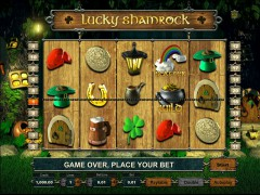 Lucky Shamrock slotmachines77.com SGS Universal 1/5