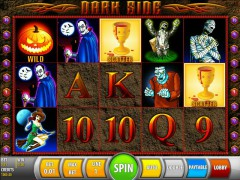 Dark Side slotmachines77.com SGS Universal 1/5