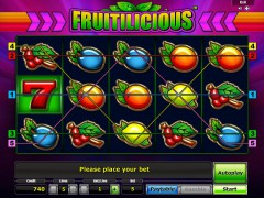 Fruitilicious - Greentube