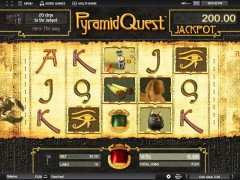 Pyramid Quest slotmachines77.com Espresso Games 1/5