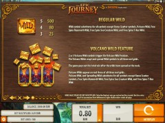 The Epic Journey slotmachines77.com Quickspin 2/5