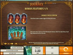 The Epic Journey slotmachines77.com Quickspin 3/5