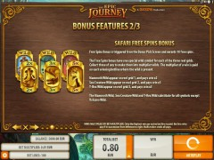 The Epic Journey slotmachines77.com Quickspin 4/5