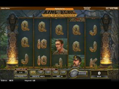 King Kong - Island of Skull Mountain slotmachines77.com Quickspin 4/5