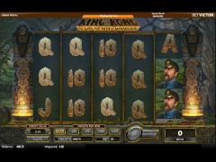 King Kong - Island of Skull Mountain slotmachines77.com Quickspin 5/5