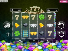 777 Diamonds slotmachines77.com MrSlotty 1/5