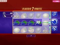 Classic7Fruits slotmachines77.com MrSlotty 2/5