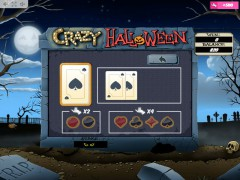 Crazy Halloween slotmachines77.com MrSlotty 3/5