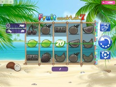 FruitCoctail7 slotmachines77.com MrSlotty 2/5