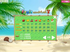 FruitCoctail7 slotmachines77.com MrSlotty 5/5