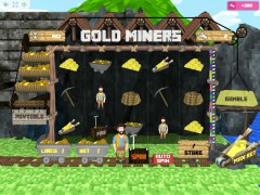 Gold Miners slotmachines77.com MrSlotty 1/5