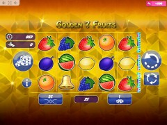 Golden7Fruits slotmachines77.com MrSlotty 1/5