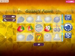 Golden7Fruits slotmachines77.com MrSlotty 2/5