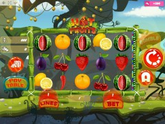 HOT Fruits slotmachines77.com MrSlotty 1/5